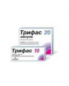 трифас инструкция по применению цена в днепропетровске - фото 2