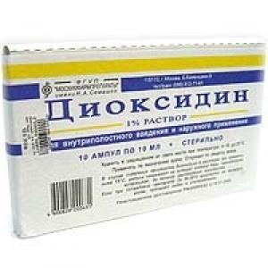 Диоксидин Инструкция По Применению Цена Украина - фото 2