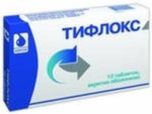 Тифлокс инструкция