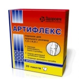 артифлекс хондро инструкция цена таблетки