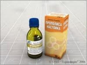 настойка прополиса при повышенном холестерине
